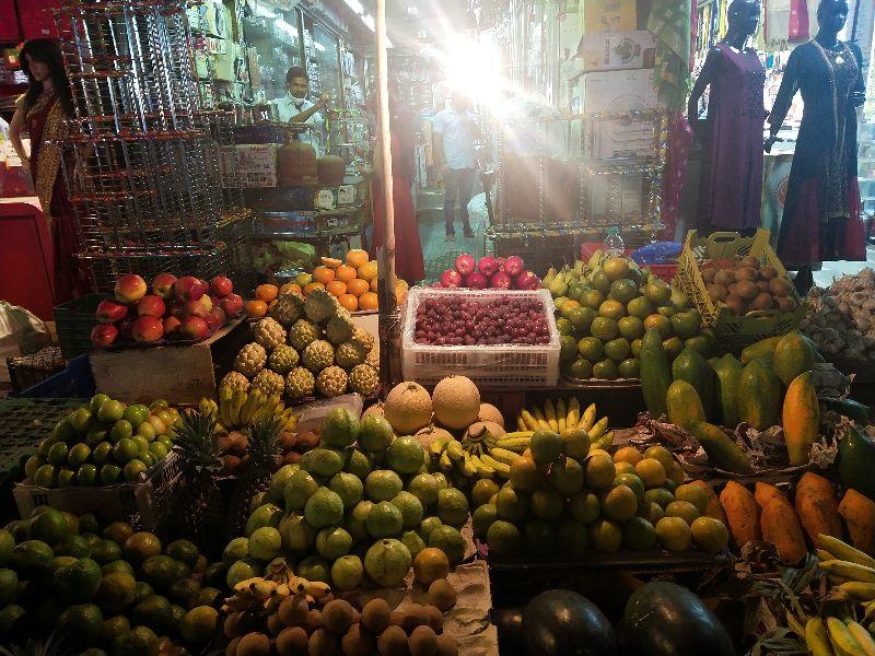 Raj Fruit Supplier