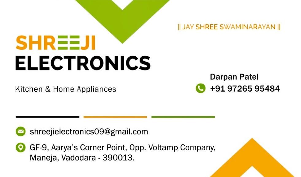 SHREEJI ELECTRONICS