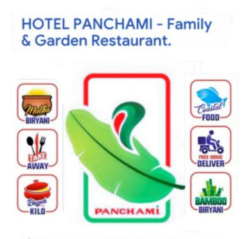 HOTEL PANCHAMI - Family & Garden Restaurant Hubli