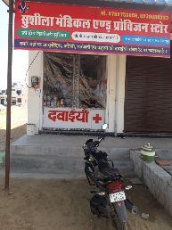 sushila medical and provision store