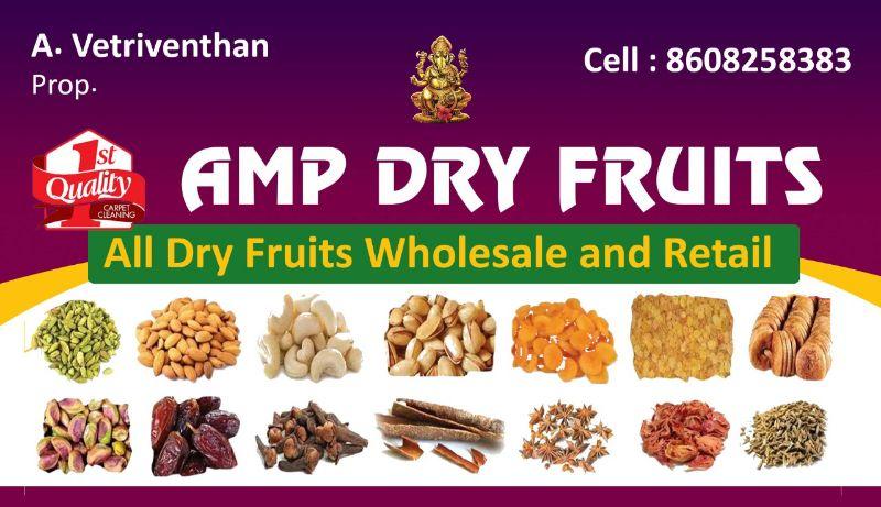 AMP DRY FRUITS