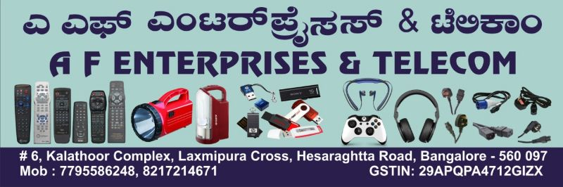 AF Enterprises And Telecom