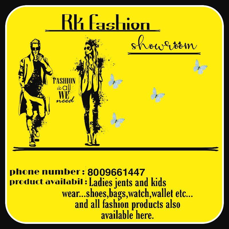Rk Fashion Digital Showroom