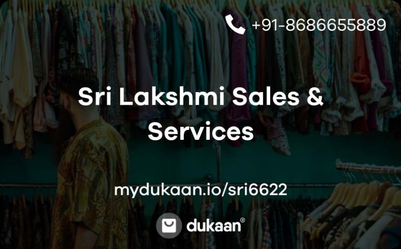 Sri Lakshmi Sales & Services