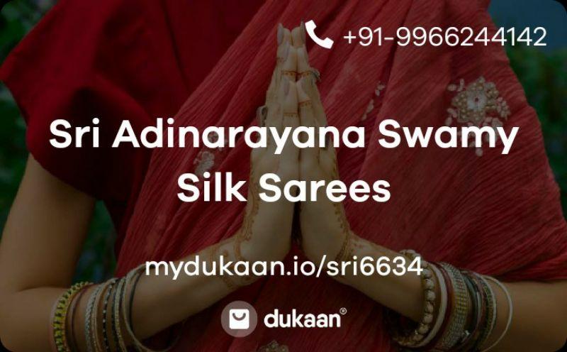 Sri Adinarayana Swamy Silk Sarees