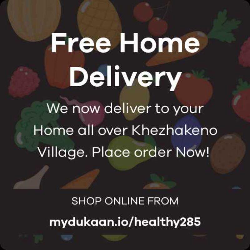 Healthy Harvest - Komuno Bazaar