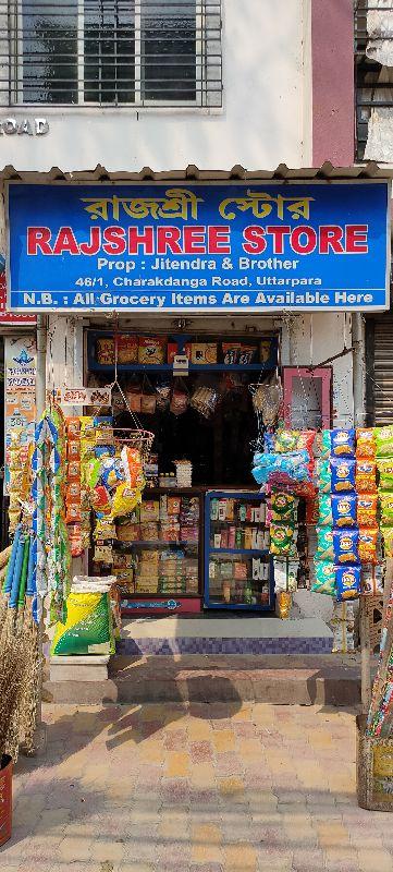 Rajshree Store, Royal Complex, 46/1 Charakdanga Road, Uttarpara