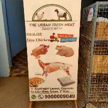 The Urban Fresh Meat