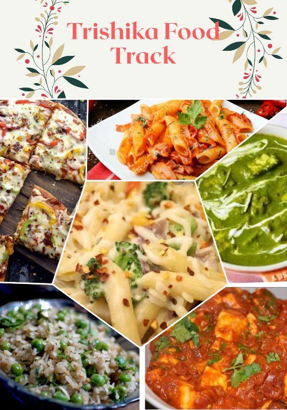 Trishika Food Track