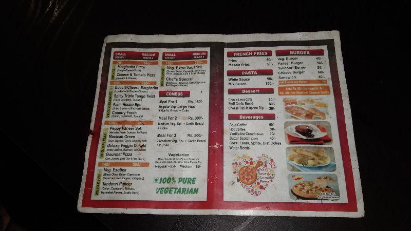 Brajwasi restaurant and the pizza point