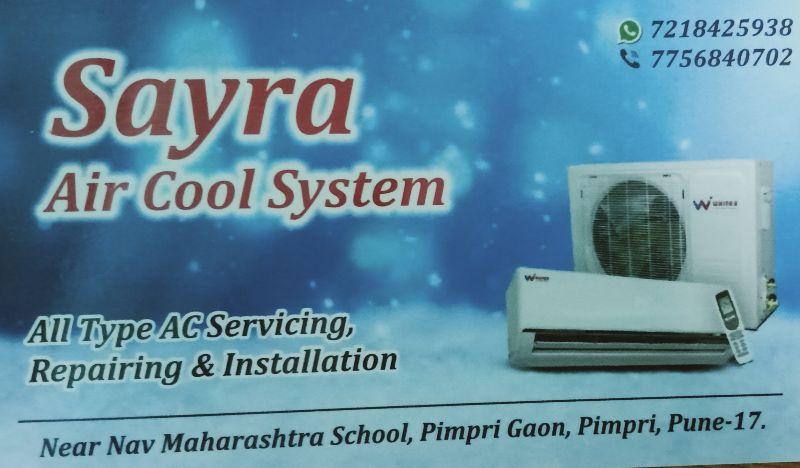 SAYRA AIR COOL SYSTEM
