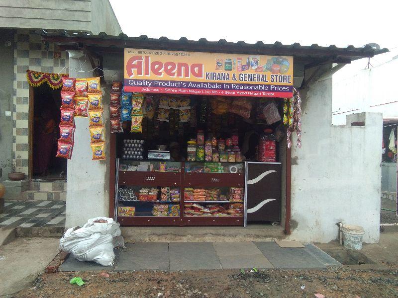 ALEENA  kirana store