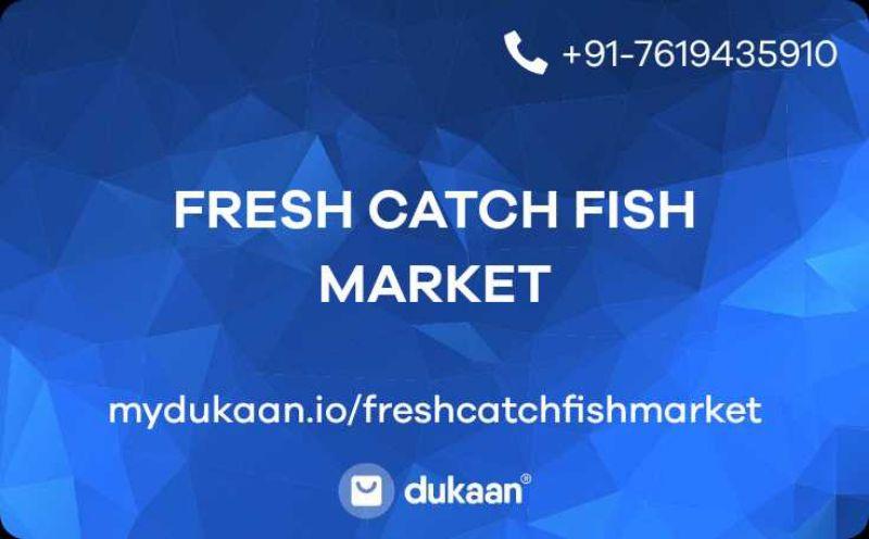 FRESH CATCH FISH MARKET