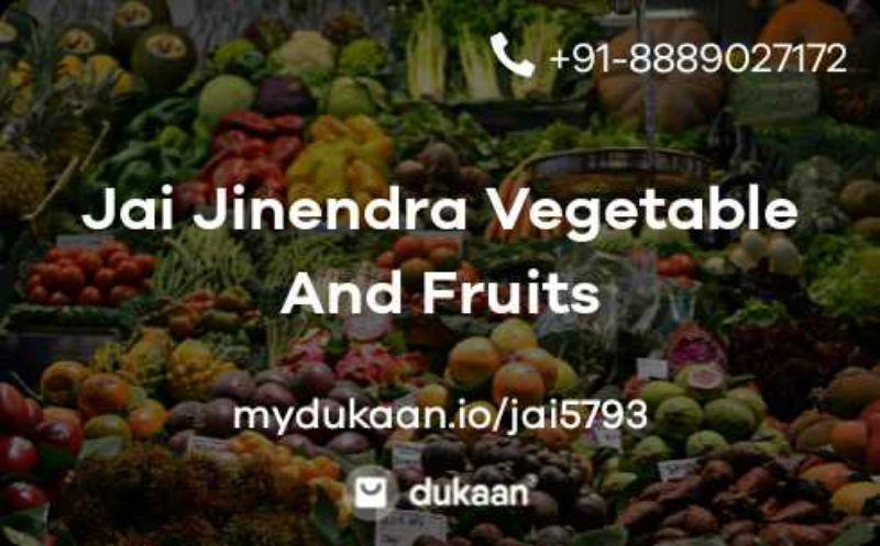 Jai Jinendra Vegetable And Fruits