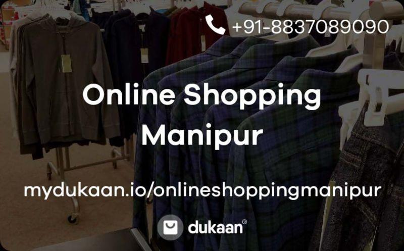 Online Shopping Manipur