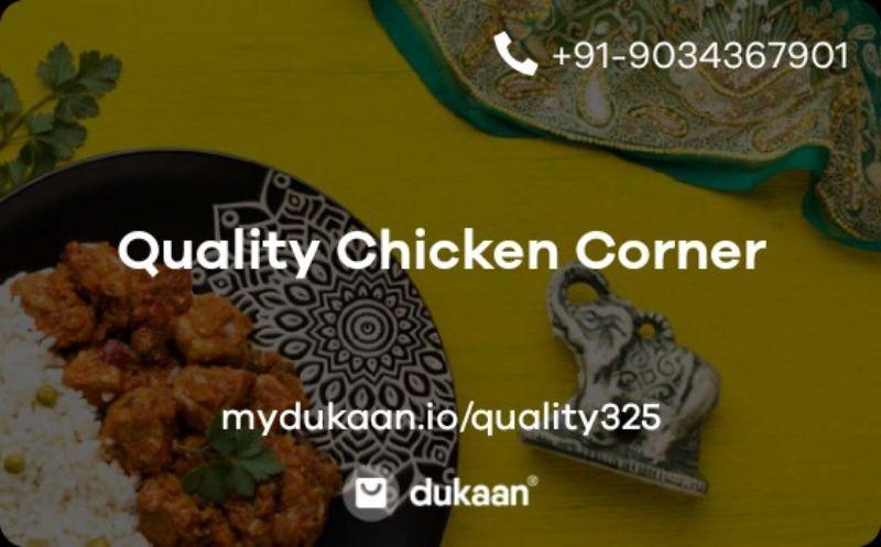Quality Chicken Corner