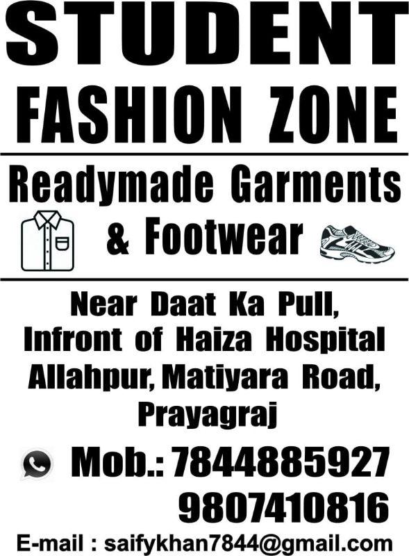 Students Fashion Zone