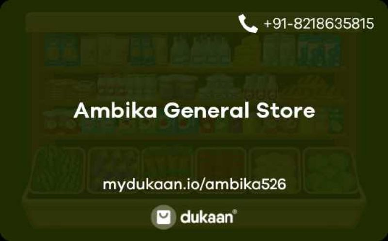 Ambika General Store