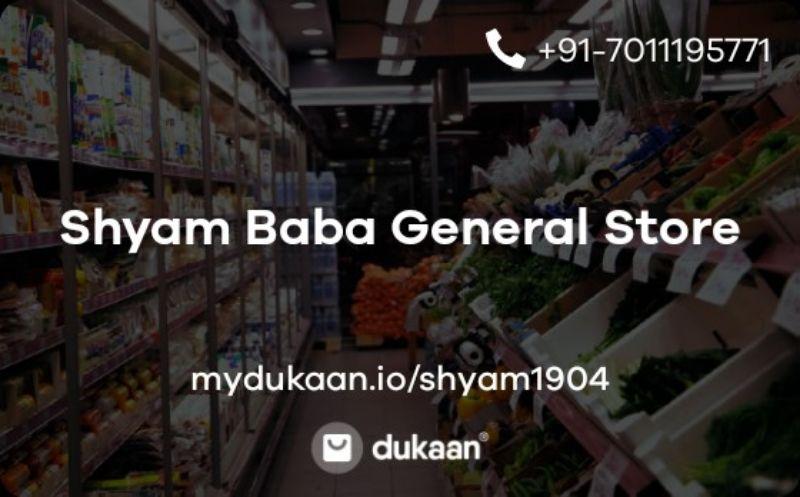 Shyam Baba General Store