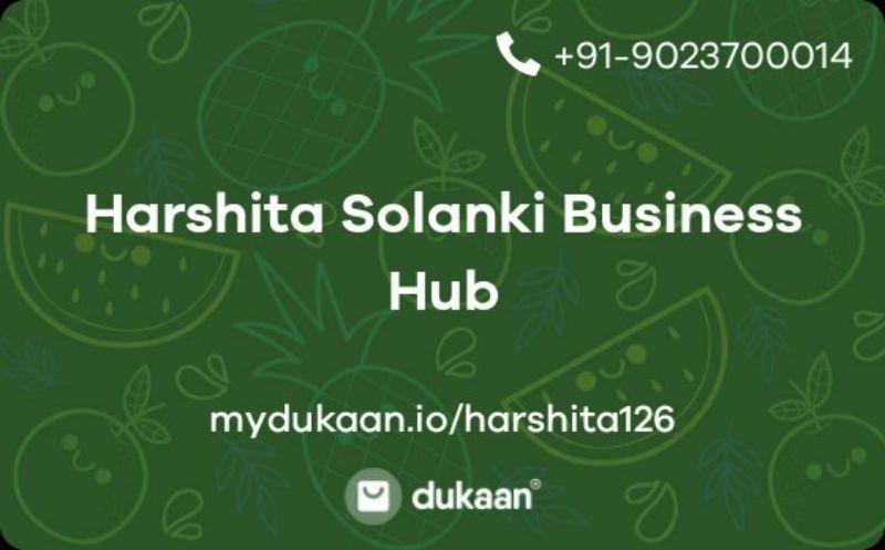 Harshita Solanki Business Hub