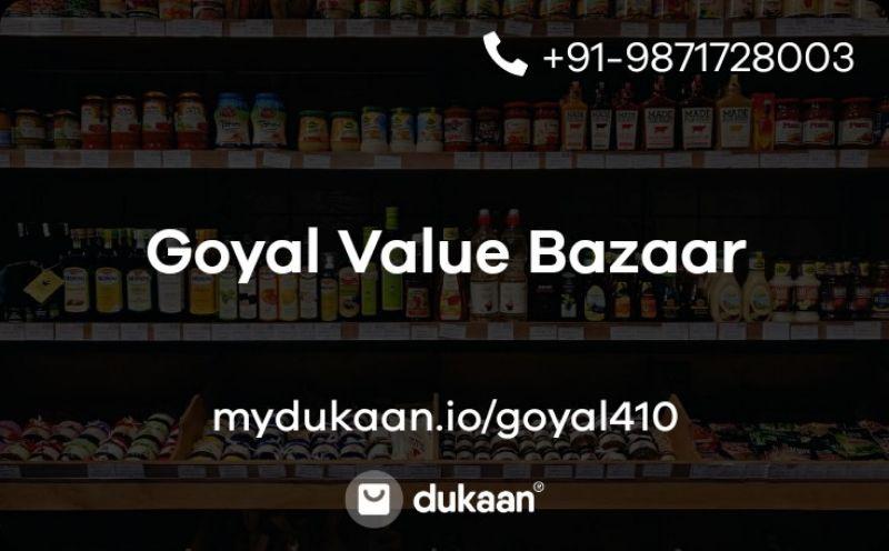 Goyal Value Bazaar