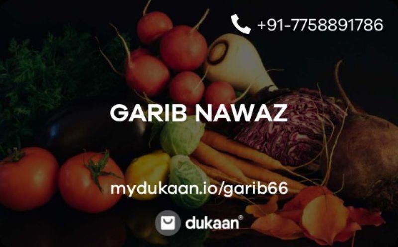 GARIB NAWAZ VEGITABLE AND FRUITS
