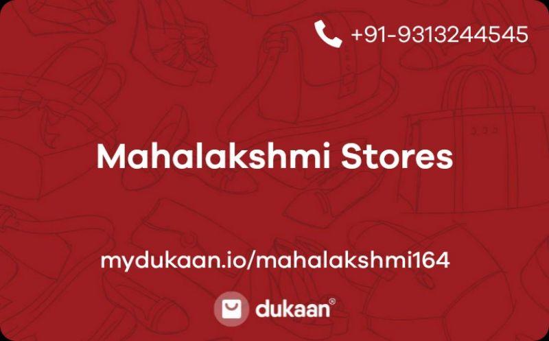 Mahalakshmi Stores