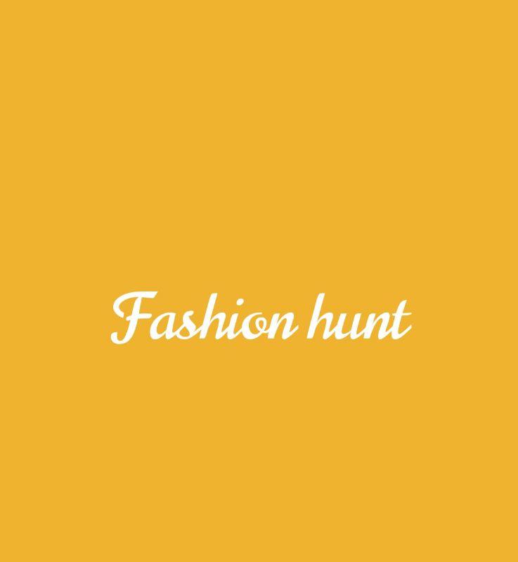 Fashion Hunt