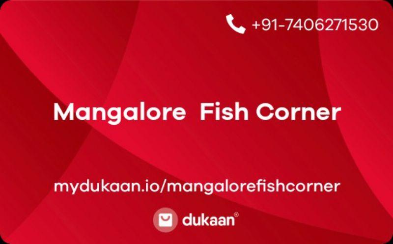 Mangalore  Fish Corner