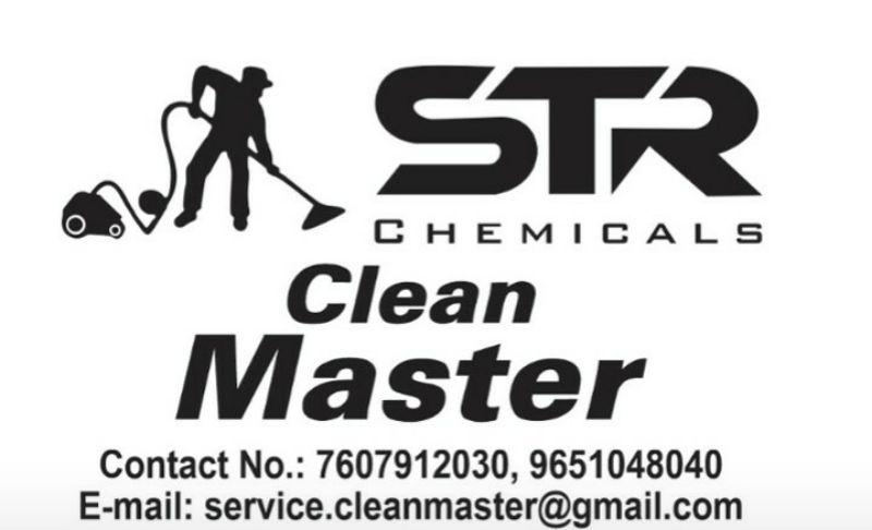 STR CHEMICALS ( CLEAN MASTER)