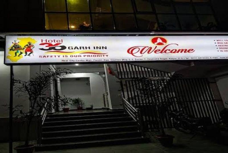 Hotel 36Garh Inn