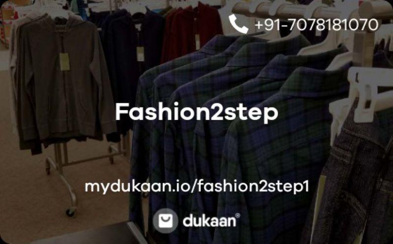 Fashion2step