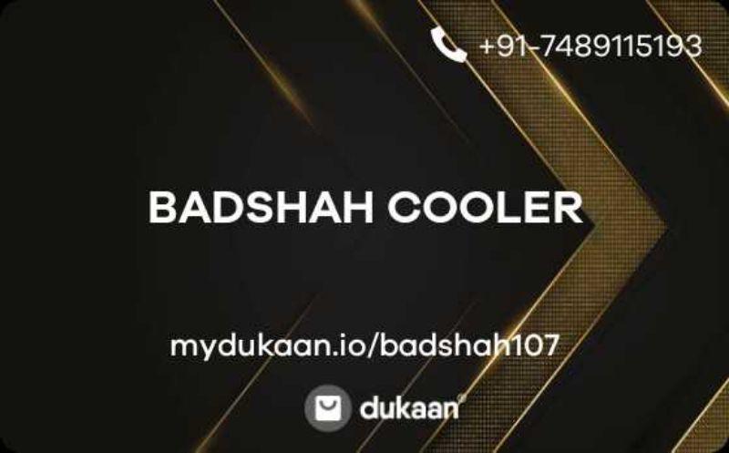 BADSHAH COOLER