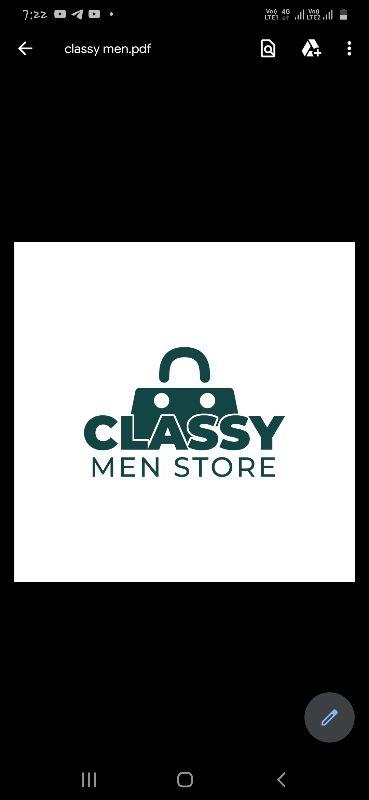 CLASSY MENS STORE
