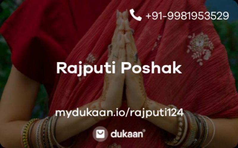 Rajputi Poshak