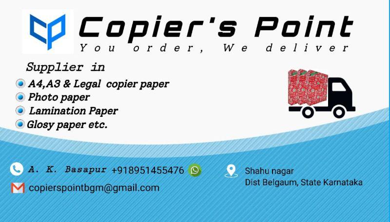 Copier's Point