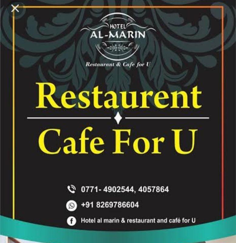 Al Marin Restaurant & Cafe For U