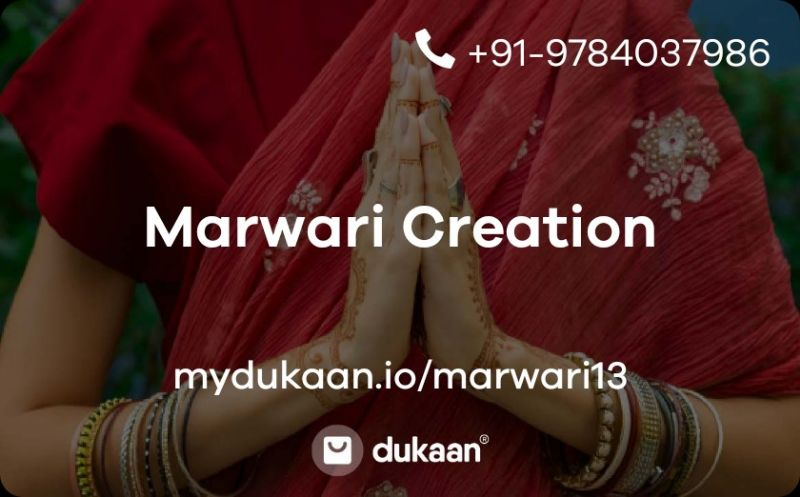 Marwari Creation
