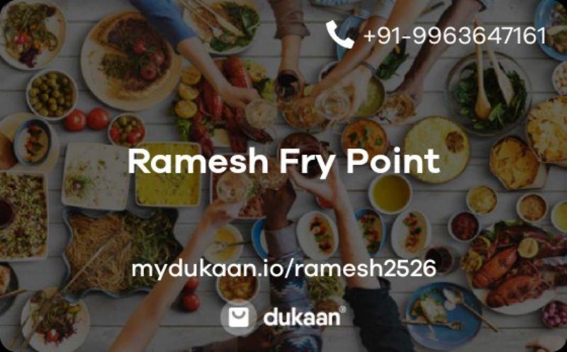 Ramesh Fry Point