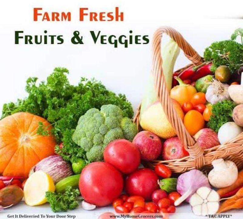 Farm's Freshh!!# Online Vegetables /Fruits/Grocery