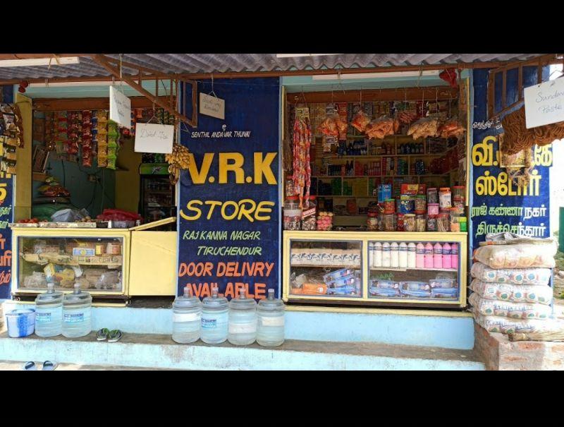 V R K Stores