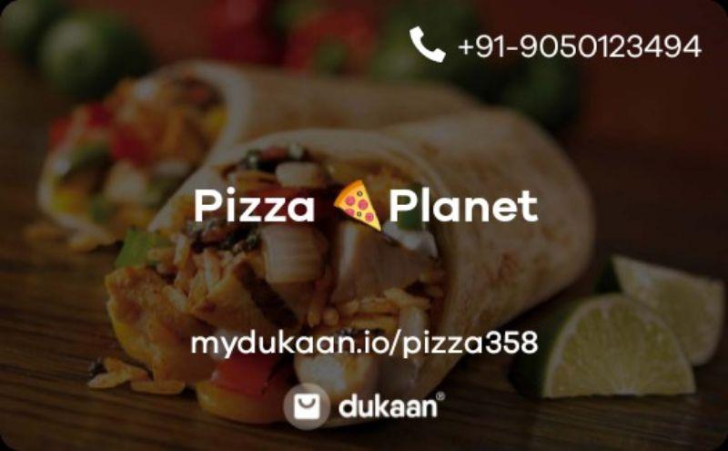 Pizza 🍕Planet