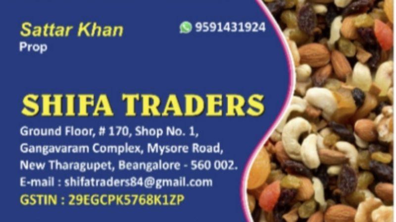 Shifa Traders