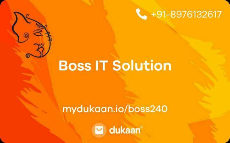 Boss IT Solution