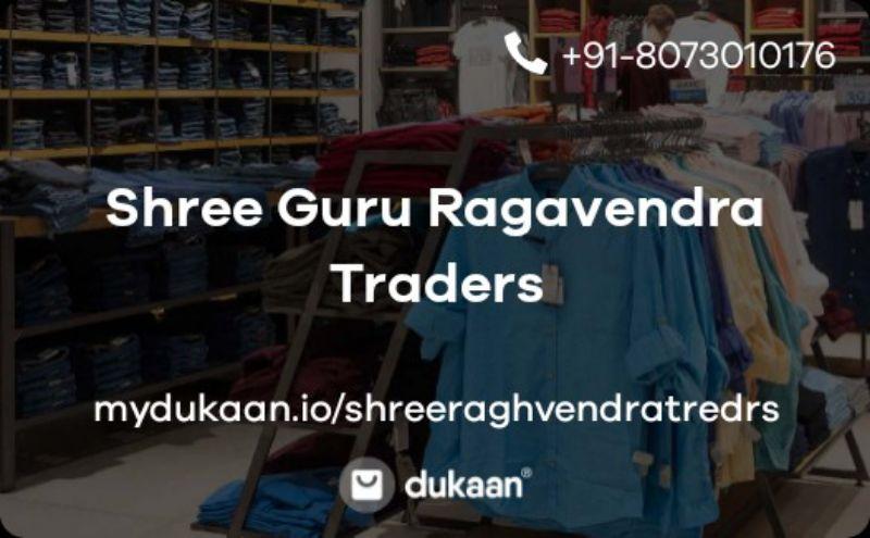 Shree Guru Ragavendra Traders