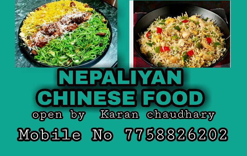 Nepaliyan chinese food