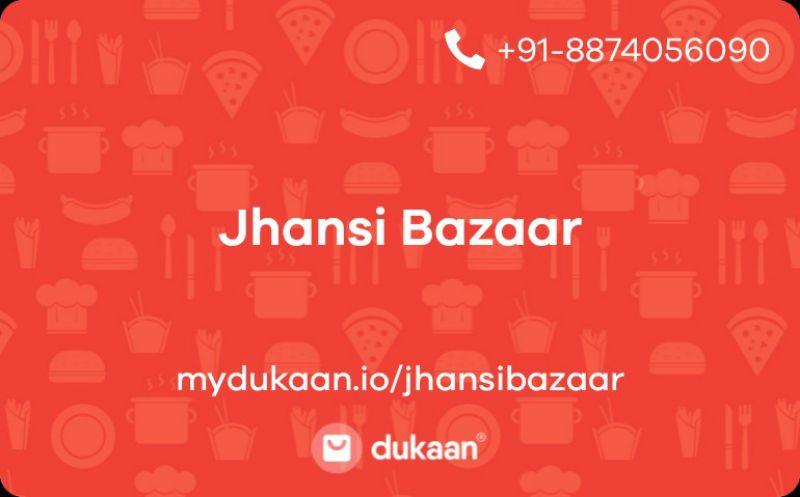 Jhansi Bazaar