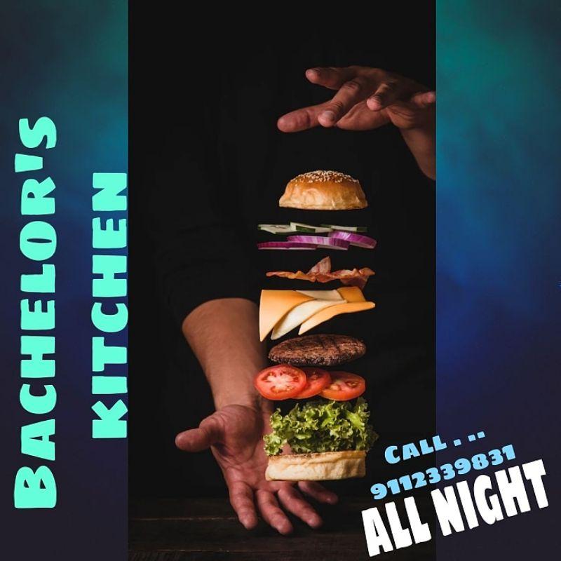 Bachelor's Kitchen