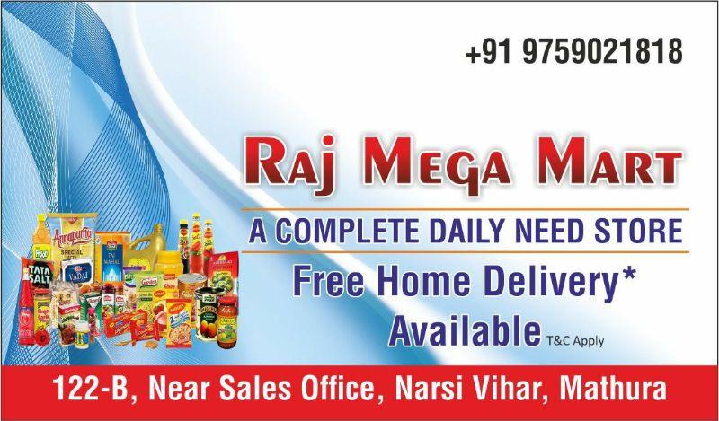 Raj Mega Mart