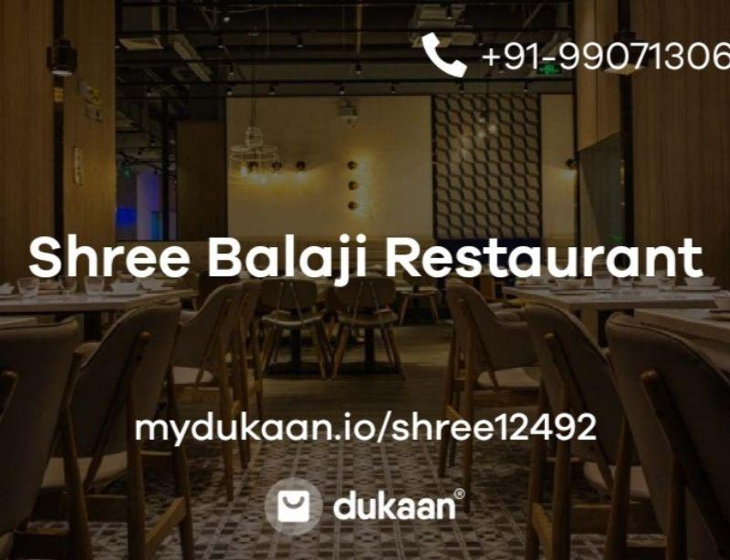 Shree Balaji Restaurant